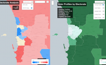 ALP 2016 Electorate Analysis