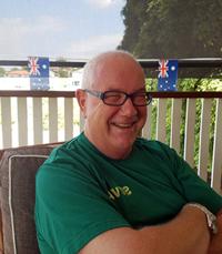 Reg Kernke - Education Geographics - Director