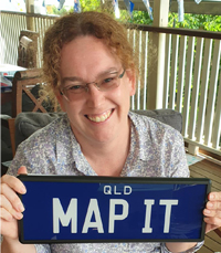 Dr Jeanine McMullan CEO and Mapper at Health Geographics